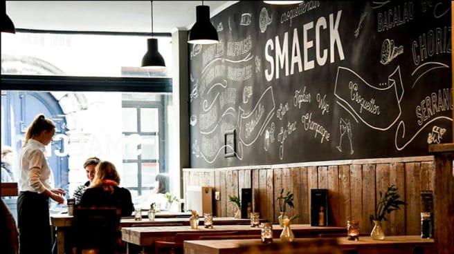 Interieur - Croquettenbar Smaeck, Antwerp