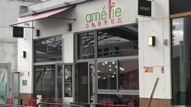 Entrée - Amélie Crêperie, Lyon