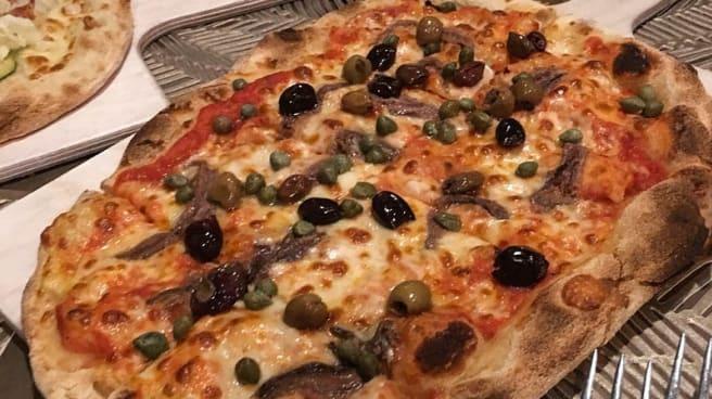 Suggerimento dello chef - Al Demetrio prenotazione ristorante. SPAZIO ALL' APERTO, Pavia