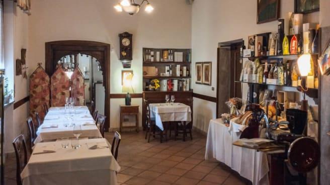 Vista sala - Dell'Angolo
