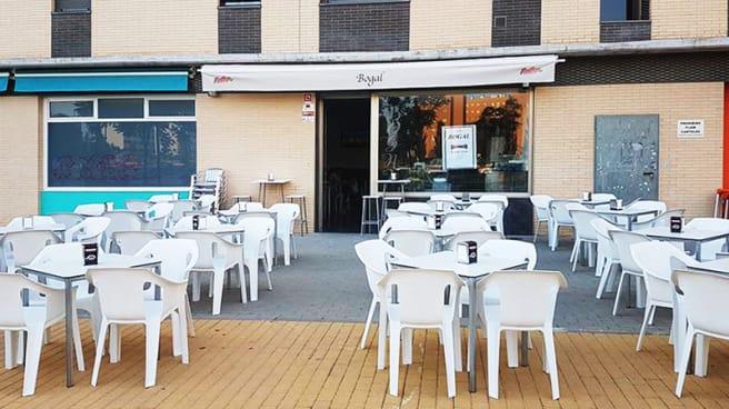 Terraza - Bogal, Sevilla