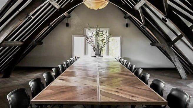 Restaurantzaal - Den Burgh, Hoofddorp