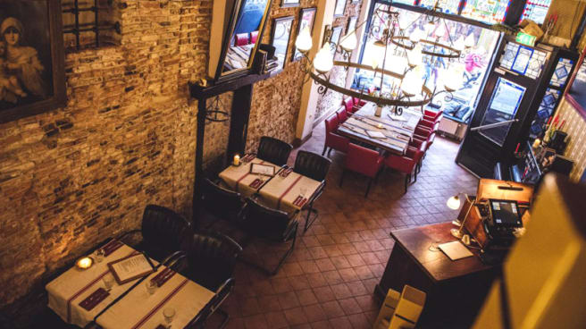 Restaurant - 'T Zotte Lemke, Nijmegen