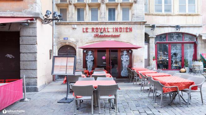 La notre terrasse - Royal Indien, Lyon
