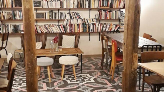 Vue de la salle - Coffee Spoune, Paris