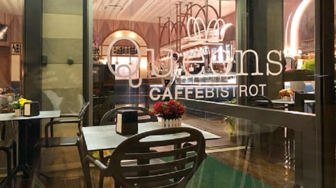 Sala - Queens Caffe Bistrot, Molfetta