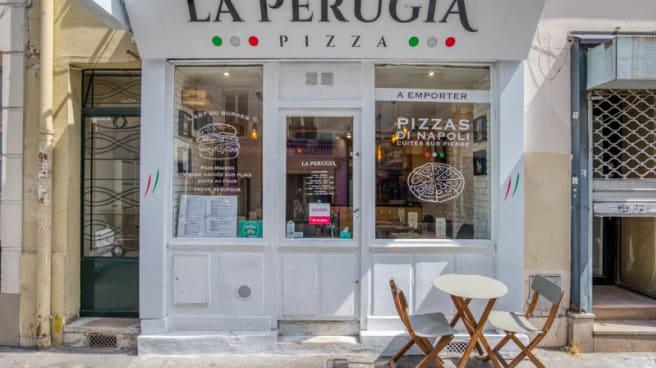 Entrée - Le Beaufour Perugia, Paris