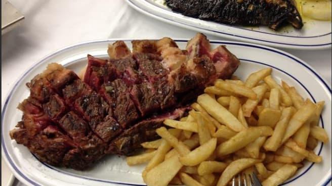 Hogar Del Pescador Mandanga In Santurtzi Restaurant Reviews