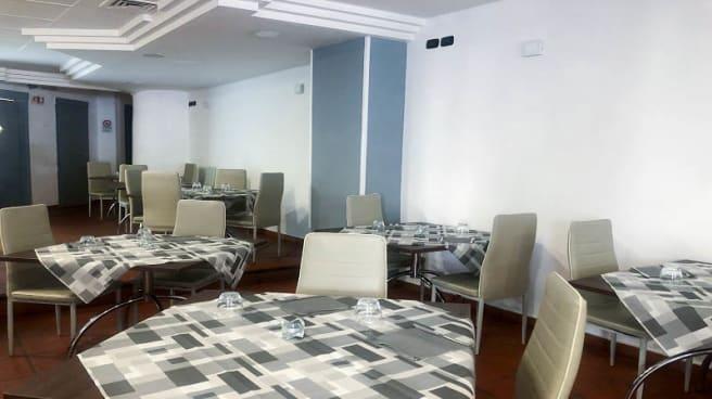 Vista sala - U Mast pizza e cucina, Salerno