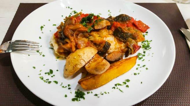 Sugerencia del chef - Cafeteria Restaurant El Centre