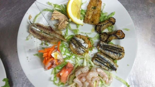 Degustazione di mare - Antica Marina
