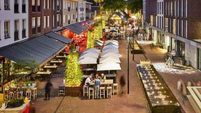 Terras - SEC eten&drinken, Oisterwijk