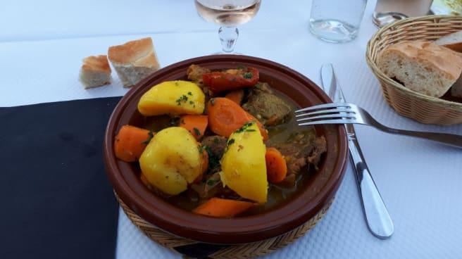 Suggestion de plat - Les Saveurs de l'Atlas, Bordeaux