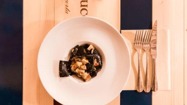 Suggerimento dello chef - La Cantina Clandestina, Genova