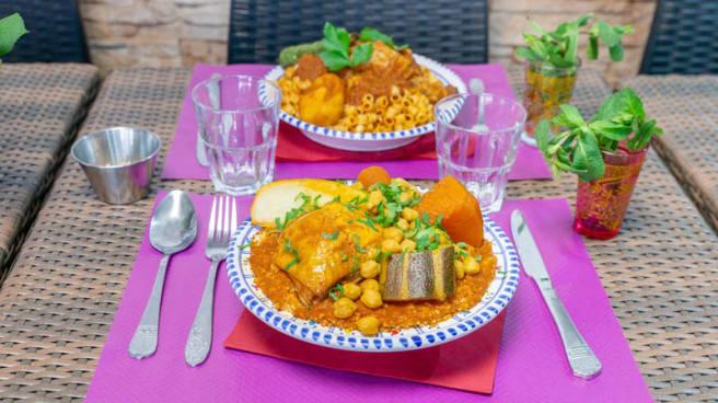 Suggestion du chef - Délices D'Orient, Marseille