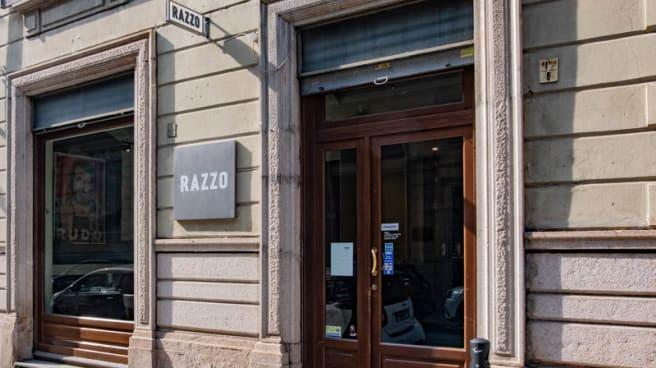 Entrata - Razzo, Turin