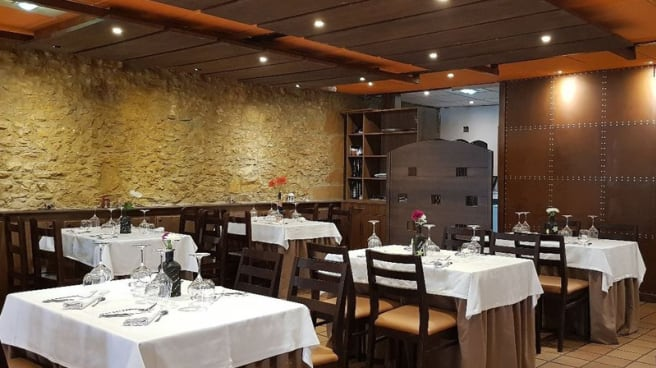 Vista Sala - La Gran Vetusta Restaurant, Oviedo