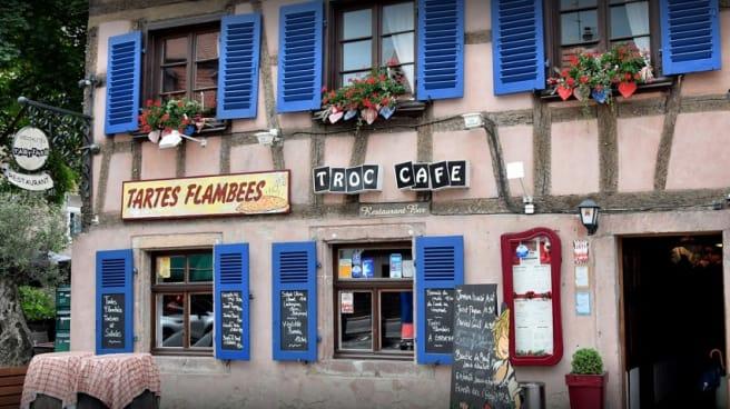 facade - Troc Café, Sélestat
