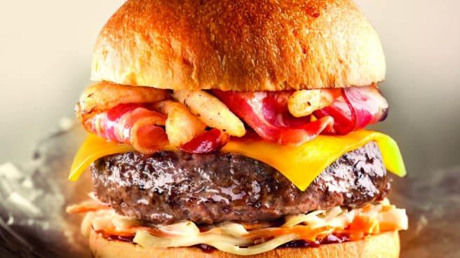 Sugerencia del chef - Hamburguesa Nostra - Gourmet Experience ECI Nuevos Ministerios, Madrid