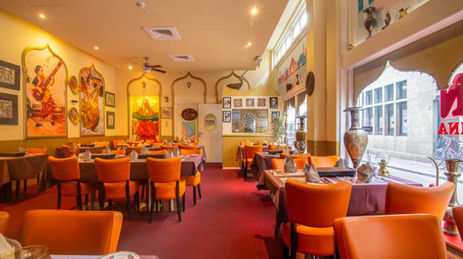 Restaurant - Ramna Tandoori, Den Haag
