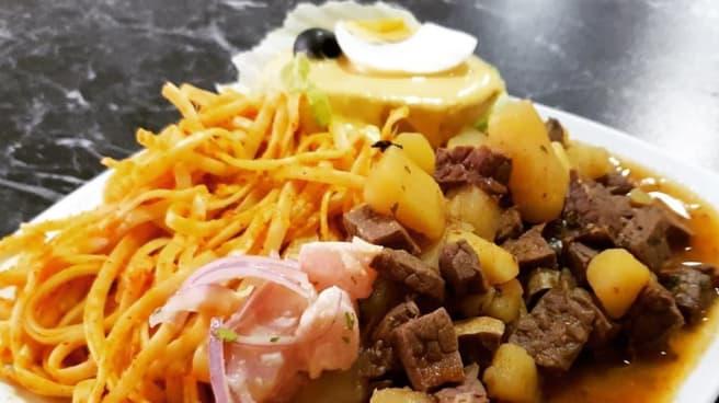 Sugerencia del chef - El limonero peruano, Barcelona