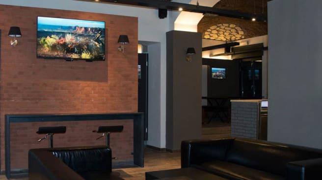 Vista sala - Revenge Pub, Torino
