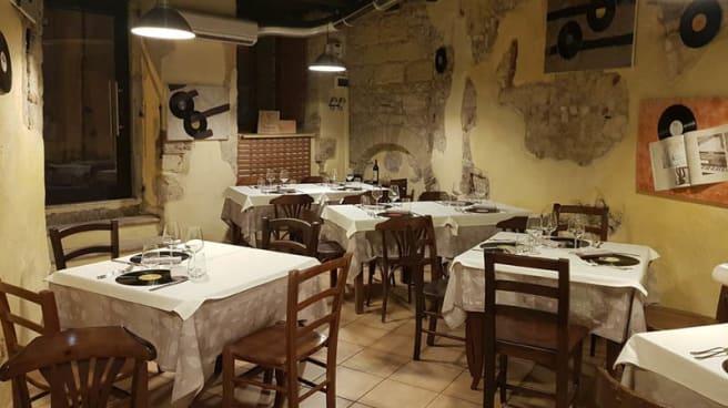 Vista sala - Sei Ottavi l'Osteria, Cagliari