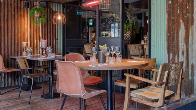 Terras - Bar Bistro Joseph, Hoofddorp