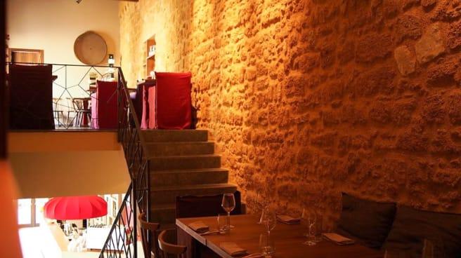Vista sala - Terracotta, Agrigento