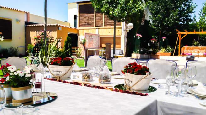 Vista terraza - Vara Restaurante & Eventos, Illescas