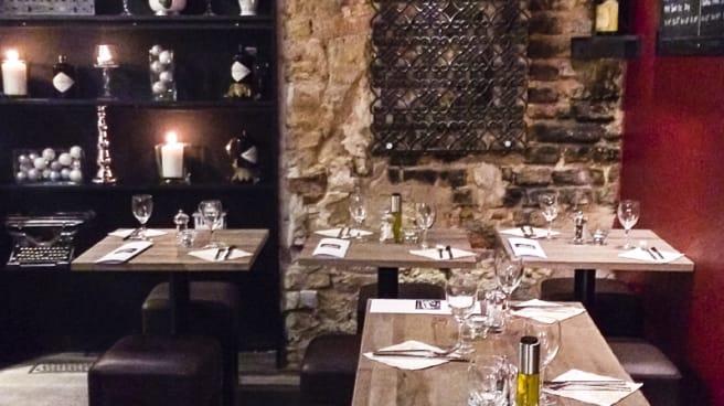 Salle du restaurant - Piccolo Piano, Strasbourg