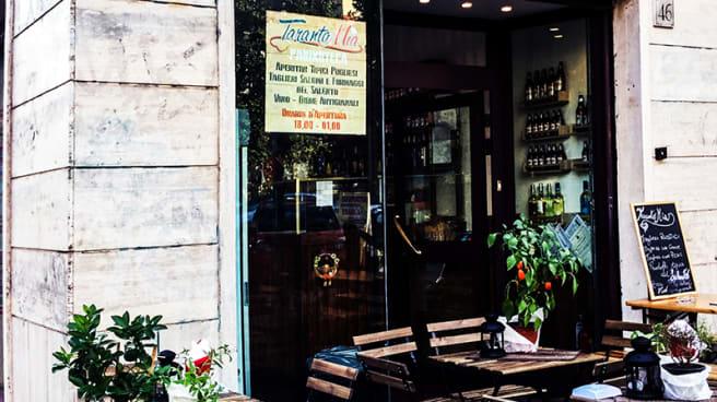 Particolare esterno - Taranto Mia, Rome