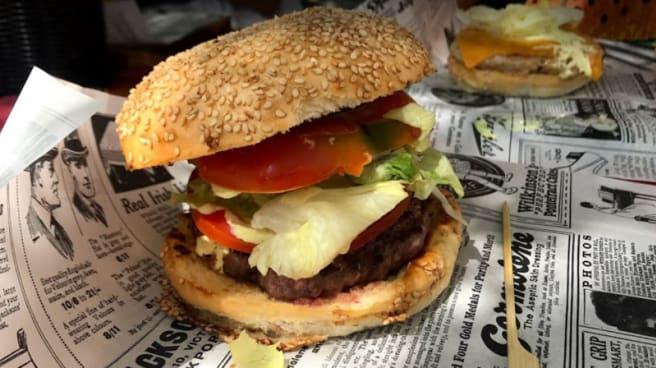 Sugerencia de plato - Burger and Beer, Sitges