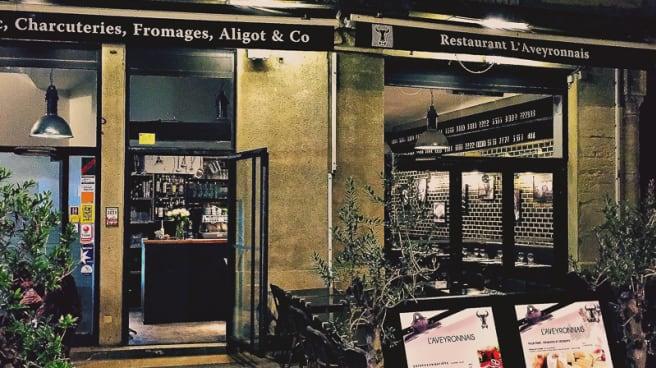 Devanture - L'Aveyronnais, Montpellier