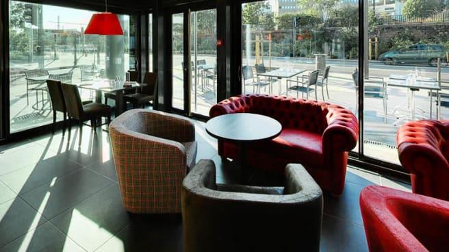 Vue de la salle - L'Endroit Lyon Vaise, Lyon