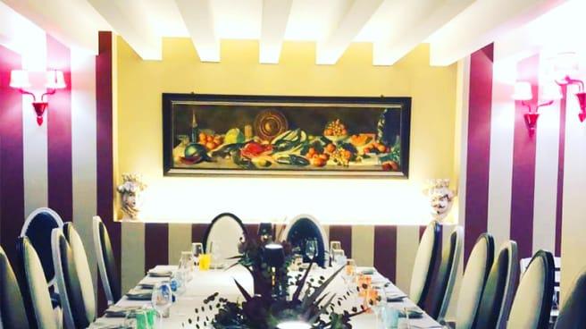 Vista della sala - Ai Reduci, Verona