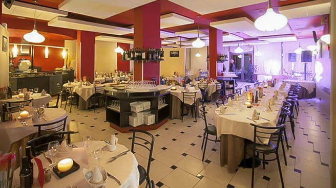 Sala ristorante - Damè