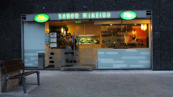 exterior - Sabor Mineiro Lisboa, Lisbon