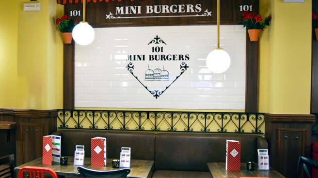 101 Miniburgers 3 - 101 Miniburgers, Barcelona