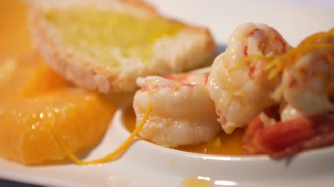 Specialita del chef - Ristorante Vecchia Maremma, Orbetello