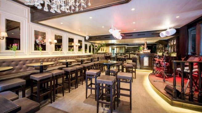 Gees intérieur - Gees Bar & Brasserie, Zermatt