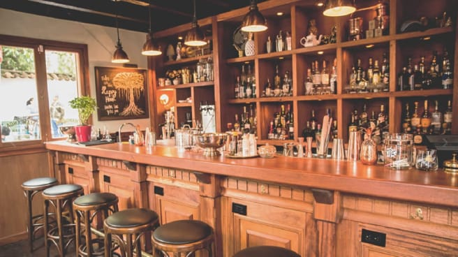 Pedro Mandinga Rum Bar, Bogotá