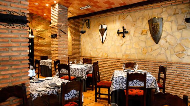 Vista Sala - Los Robles de León, Málaga