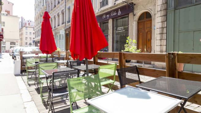 Terrasse - Le Zanotti Gourmand, Lyon