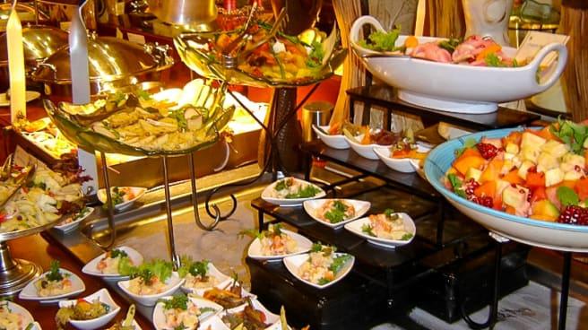 Buffet - L´lefantino Restaurant, København