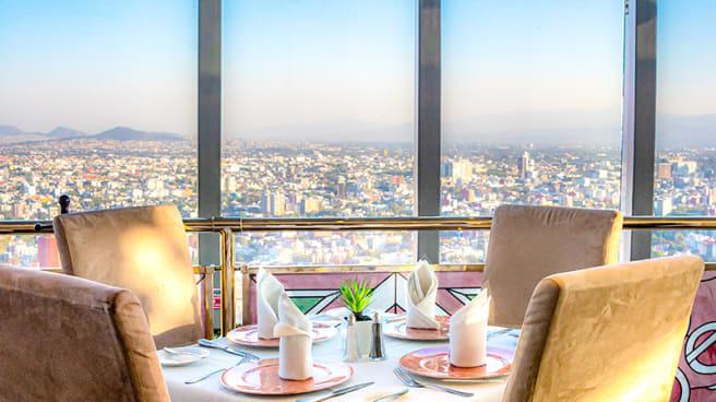 Sala del restaurante - Bellini, Ciudad de México
