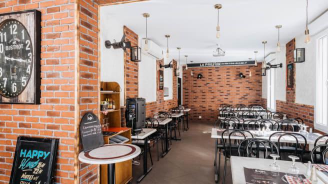 Salle du restaurant - Au Bon Coin, Ivry-sur-Seine