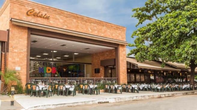 Entrada - Celsin Bar, Goiânia