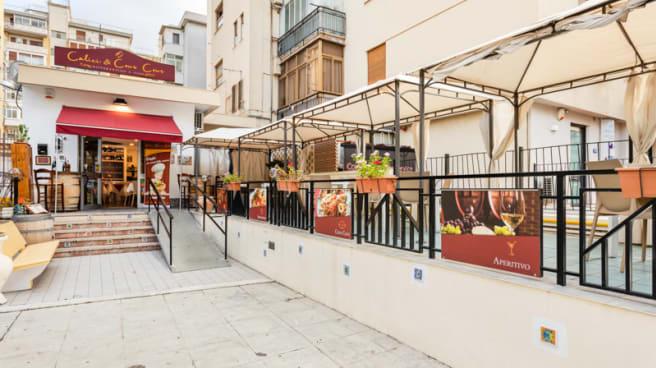 Entrata - Calici e Couscous, Palermo