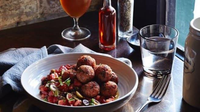 The Meatball & Wine Bar-Flinders Lane, Melbourne (VIC)
